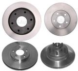 Pontiac Brake Rotors