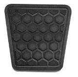 Jeep Clutch Pedal Pad