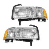 Jeep Headlight Assemblies
