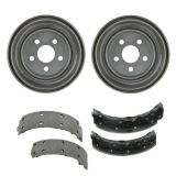 Pontiac Brake Drum & Shoe Kits