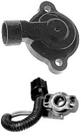 Plymouth Throttle Position Sensor