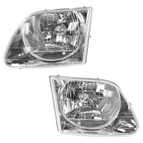 replace headlight assembly 2002 ford escape. Black Bedroom Furniture Sets. Home Design Ideas